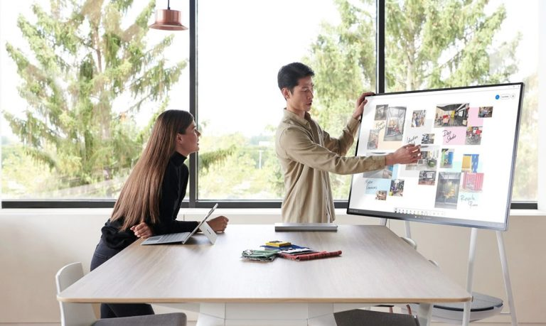 Microsoft Announced Surface Hub 2S – Specifications, Price and Availability