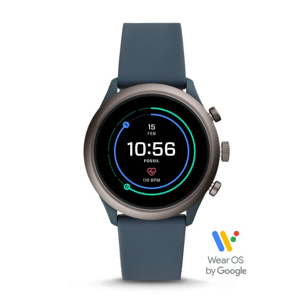 Fossil Sport Smartwatch with WearOS Launched in India
