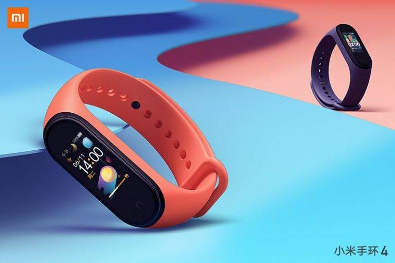 Mi Band 4 Official Images, Features, 6 New Ecosystem Products Announcement
