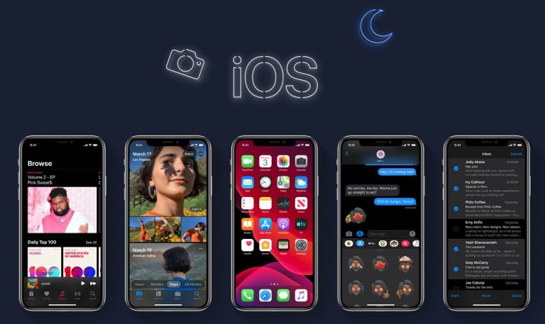 List of iOS 13 Compatible Devices
