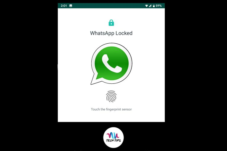 How To Enable Fingerprint Lock in WhatsApp for Android