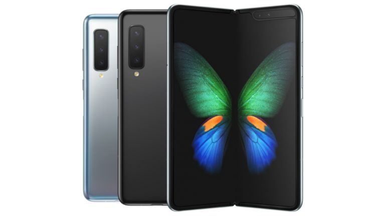 Samsung Galaxy Fold Launched in India at Rs.1,64,999