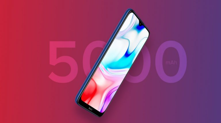Redmi 8 Smartphone Launched in India at Rs.7999