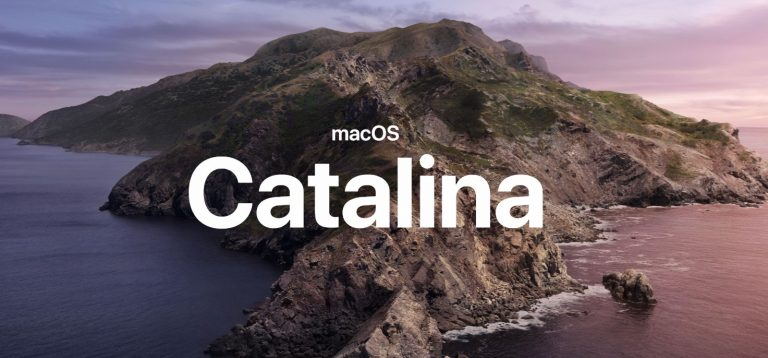 List Of macOS Catalina Compatible Devices